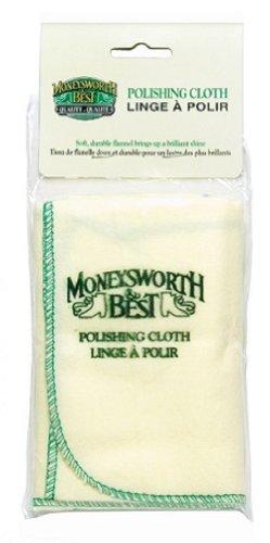 Moneysworth and Best Shoe Care Tela Profesional para el Pulido de Zapatos