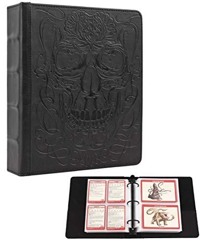 Skull Monster Card & Spellbook Binder