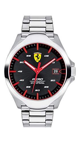 Reloj Analógico para Hombre Scuderia Ferrari