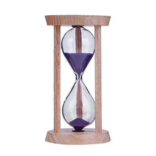MUZIWENJU Sanduhr Timer3 Minuten Hourglasses Sand Clock Sanduhr Zahnbürste Timer Kinder Kochen Tea Timer Hauptdekoration Geschenk (Farbe : C)