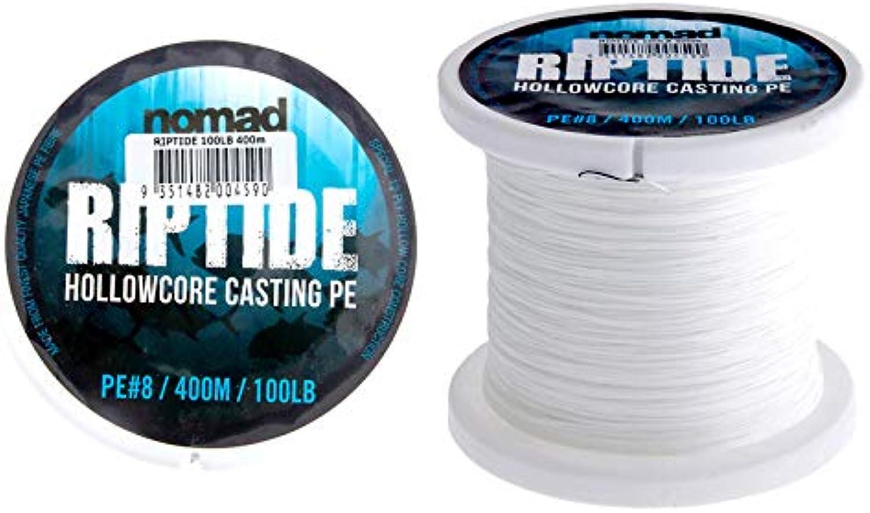 Nomad Design Riptide Hollow Casting Braid 400m 100lb
