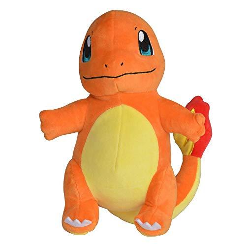 Auswahl Pokemon Plüsch-Figuren | 20 cm Plüsch-Tier | Stofftier | Kuscheltier, Plüsch:Glumanda