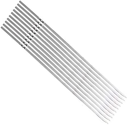 NPIL Utensils Skewers 10 Virginia Beach Mall for Grilling Steel Fashion Stainless