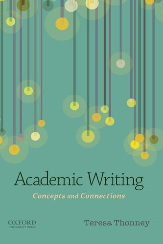 Academic Writing: Concepts and Connections