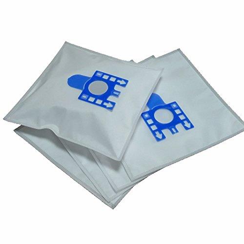 Clean Fairy La Poussière Sacs pour Aspirateur Miele GN Sacs d'aspirateur compatible avec Miele S5210 S5211 S5261 TT5000 s2121, S8310 et chat Lot S8390 S8590 Hoover Sacs - 20 bags and 8 filters