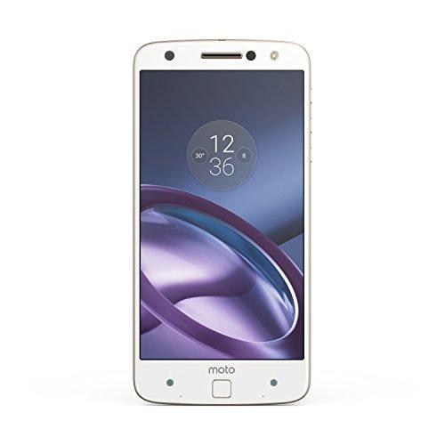 モトローラ スマートフォン Moto Z 64GB ホワイト 国内正規代理店