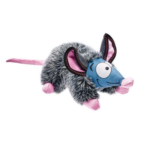 HUNTER Hundespielzeug Broome Ratte, Polyester, 23 cm