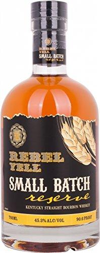 Rebel Yell Small Batch Reserva Kentucky Straight Bourbon Whiskey (1x 0,7l)
