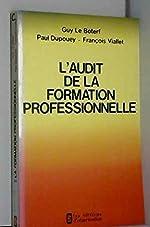 L'audit de la formation professionnelle de Guy Le Boterf