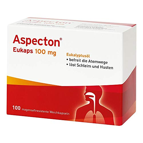 ASPECTON Eukaps 100 mg Kapseln, 100 St