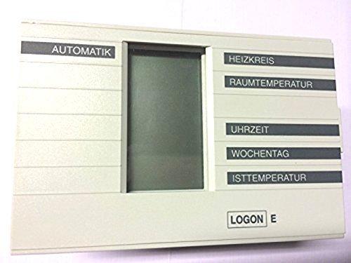 Elco Klöckner Heiztechnik LOGON-E Artikelnummern 12000864 Austauschregler Schalttafeleinbau
