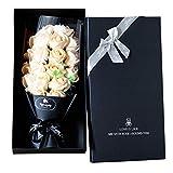 Seifenblume mit Geschenkbox für Frau Freundin...
