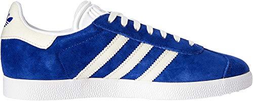 adidas Herren Gazelle Fitnessschuhe, Blau (Mystery Ink F17/Off White/Ftwr White), 43 1/3 EU