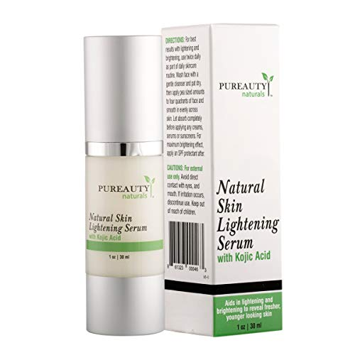 Pureauty Skin Lightening Serum Review