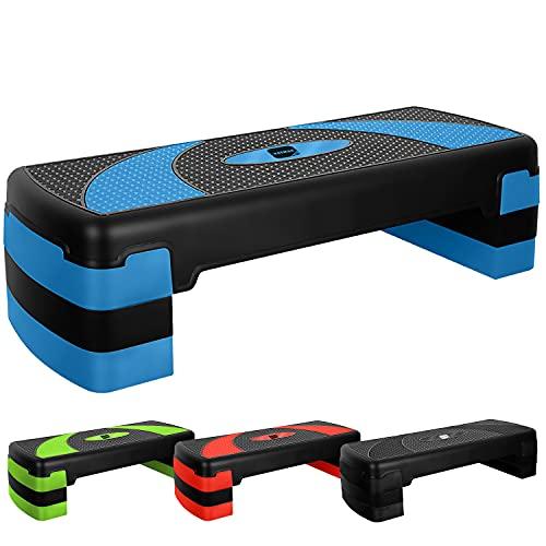 Exercise Steps – Fitness Stepper...