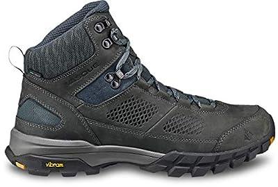 Vasque Talus at UltraDry Hiking Boot - Men's Dark Slate/Tawny Olive, 10.0