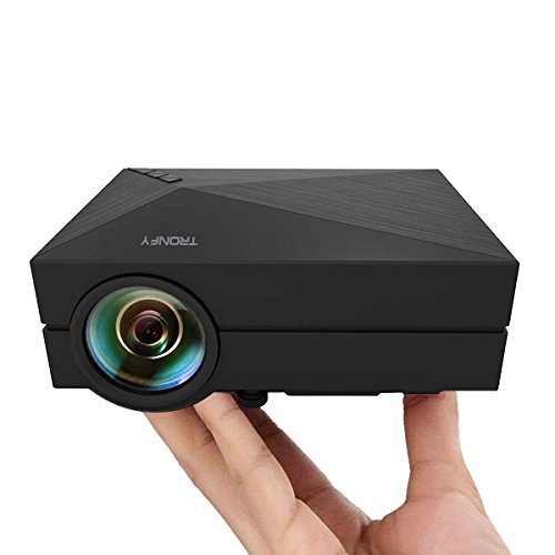 Tronfy Pieno di colori 130' Portatile 800x480p LED Pico...