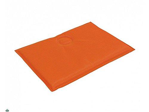EMU Coussin magnétique rectangulaire en textilène orange