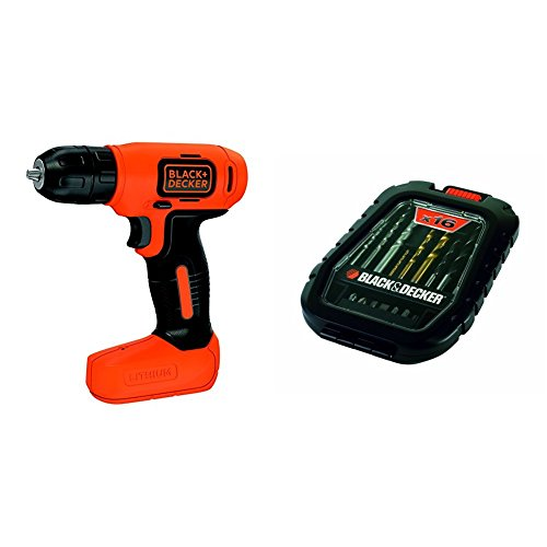 Black Decker A7186: Pack de 16