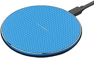 Ganghuo Q25 15 W Chargeur de téléphone portable sans fil antidérapant en silicone pour écouteurs de montre connectée