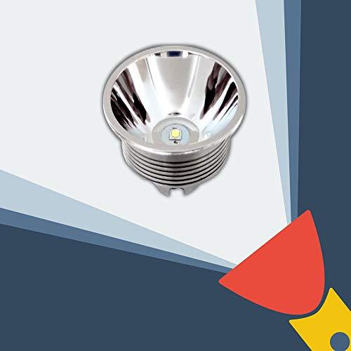 TorchUpgrades MagLite Recargable LED Conversión Actualizar Bombilla para Linternas mag Charger CREE...