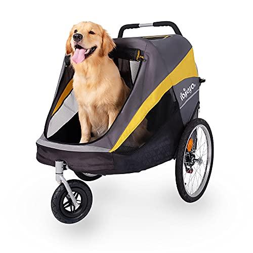 Ibiyaya Large Pet Stroller for O...