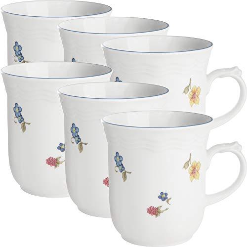 Seltmann Weiden Kaffeebecher 6er-Pack