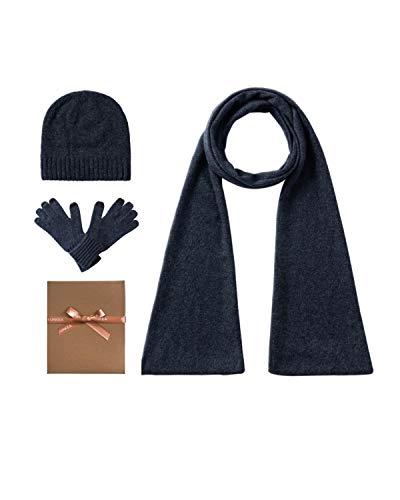 Women's 100% Pure Cashmere Wool Gift Box