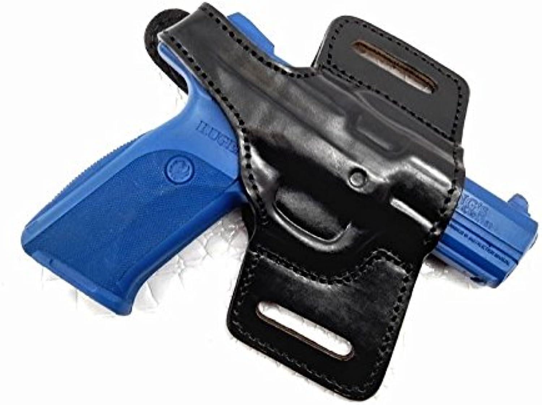 MyHolster Ruger SR9 Thumb Break Holster Belt Hand Leather