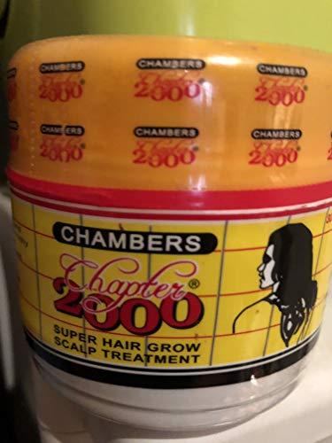 Chapter 2000 comida para el cabello