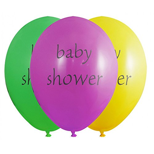 Baby Shower Printed Balloons