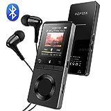 AGPTEK Haut-Parleur MP3 Bluetooth 4.0 avec Boutons Tactiles, Lecteur Musical 8Go en...