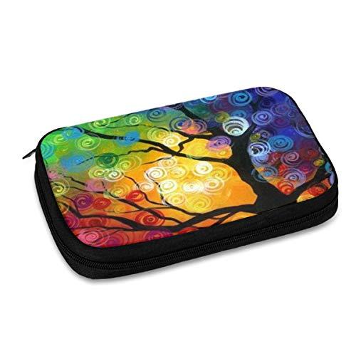Colorful Tree Electronic Organizer …