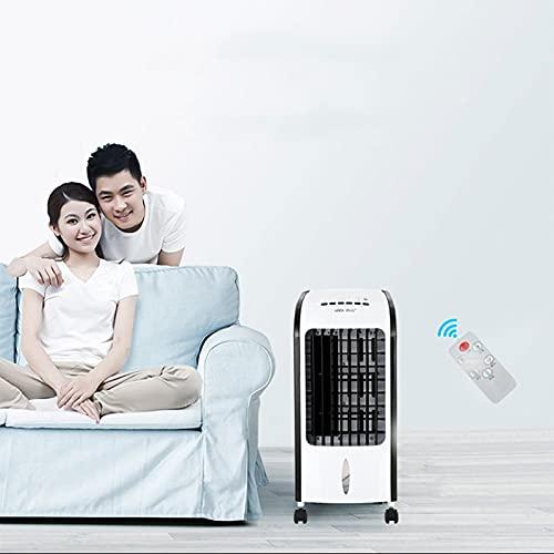 HSJ Enfriador de Aire PortáTil, Climatizador Evaporativo PortáTil, Enfriadores de Aire Industriales, Grandes Acondicionadores de Aire MóViles, para Casa, Oficina