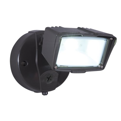 ALL-PRO FSS1530LPCES, Dusk to Dawn LED Small Floodlight