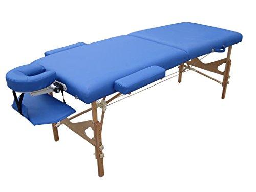 Massageliege Massunda Montana (Königsblau)