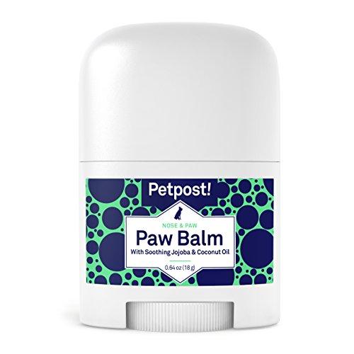 Petpost | Balsamo per Zampe per Cani - Crema Nutriente Che Lenisce Zampe Che Prudono e Secche con Ingredienti Idratanti - Olio di Cocco Biologico, Olio di Jojoba e Burro di Karitè