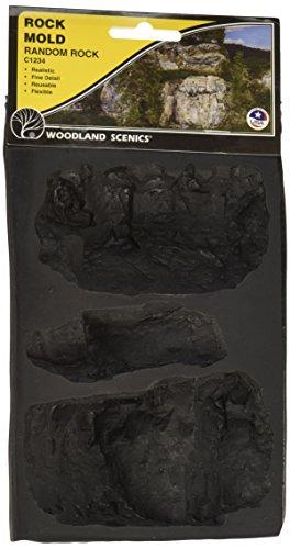 Woodland Scenics C1234 Gießform Verschiedene Größen