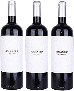 Bodegas Castaño Solanera, Vino Tinto - 3 botellas de 75 cl
