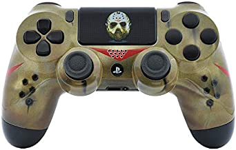 Jason PS4 PRO Rapid Fire Custom Modded Controller 40 Mods for All Major Shooter Games & More