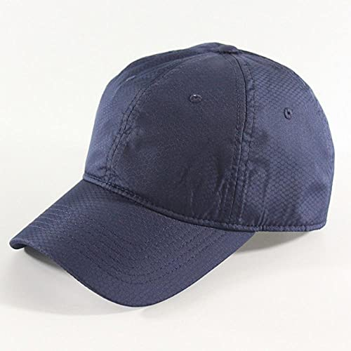 DELLA Baseball Cap Men Snapback Solid Color Baseball Cap Quick Dry Caps for Men Women Outdoor Sun Hats-Blue_L(60-65CM)