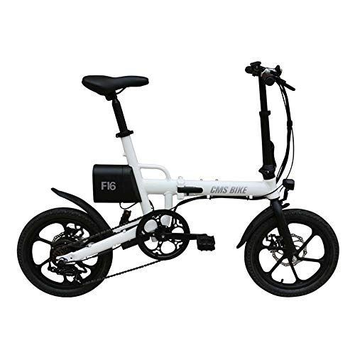 Bicicleta eléctrica plegable de SRXH, alta potencia, cambio de marchas eléctrico, scooter...