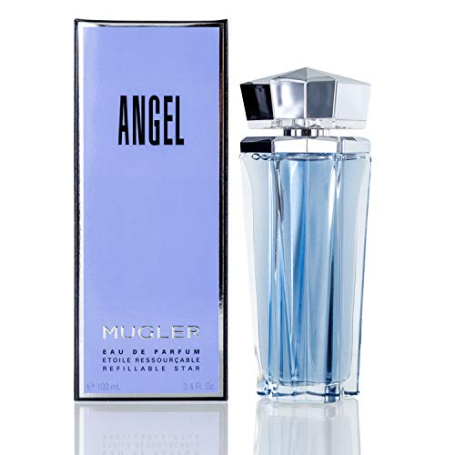 ANGEL by Thierry Mugler Eau De Parfum Spray Refillable 3.3 oz