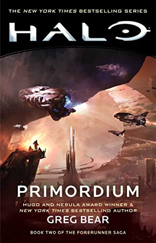 Halo: Primordium,  Volume 9: Book Two of the Forerunner Saga (Halo: Forerunner Saga)