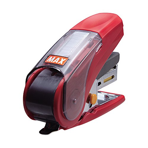 Max Style Stapler Sakuri - 20 Sheets Max - Red