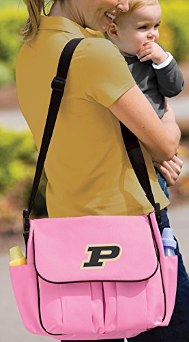 Purdue University Diaper Bag Best Purdue Baby Shower Gift for DAD or MOM!
