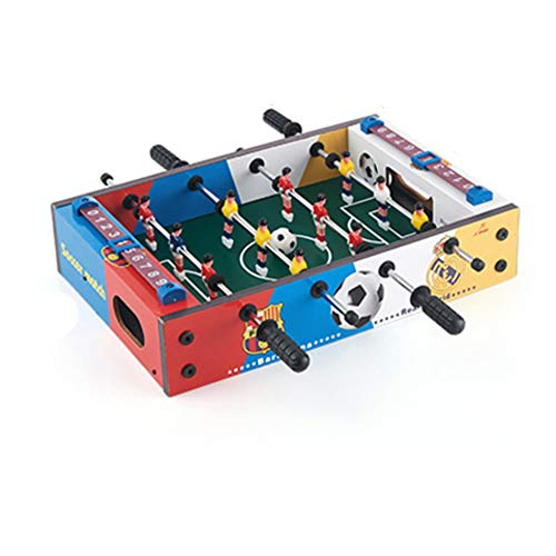 Save %24 Now! softneco Tabletop Soccer Game for Family Night Party Recreational,Mini Foosball Table ...