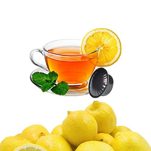 50 Capsule Te Al Limone Compatibili Lavazza A Modo Mio - The in Cialde