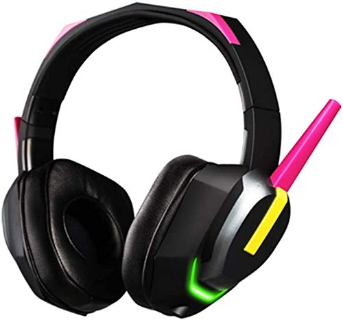 D.VA Meka Bluetooth headset, oplaadbare, draadloos, met geïntegreerde microfoon