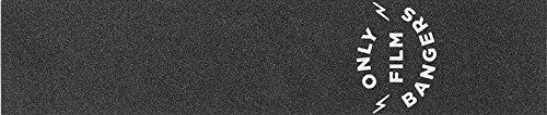 Patinete de Tilt Grip Tape 584x 127mm + Fan tic26Pegatinas, Film Bangers Remastere